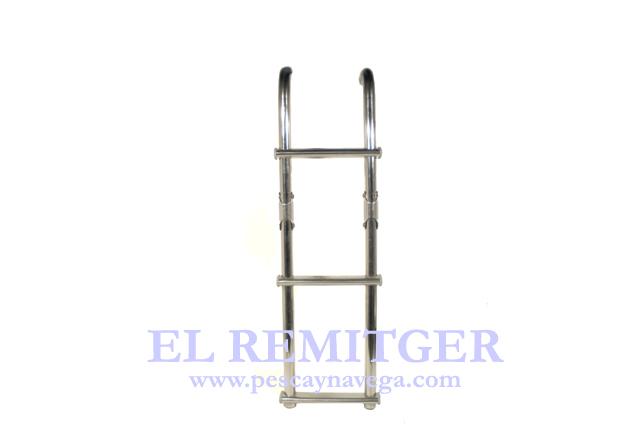 El remitger - Escalera tres peldanos ...