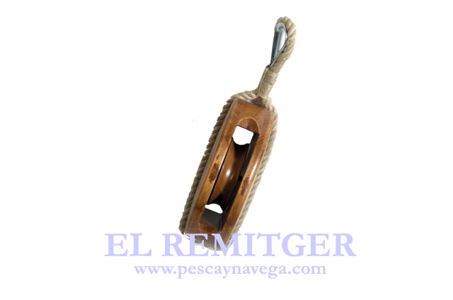 DECORATION 1 EYE PULLEY