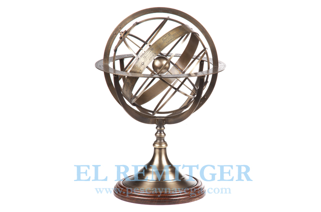 BIG ARMILLARY SPHERE