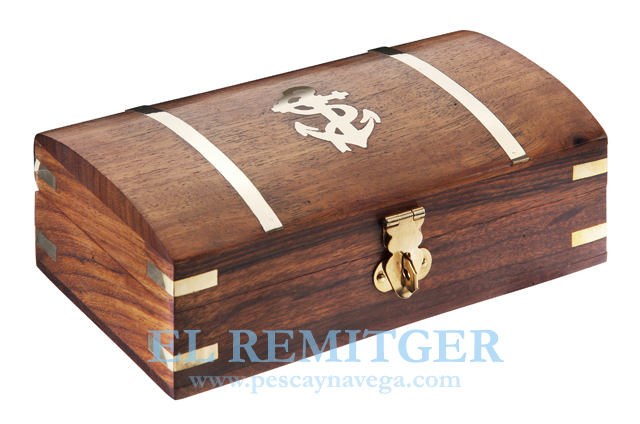 ANCHOR WOOD BOX