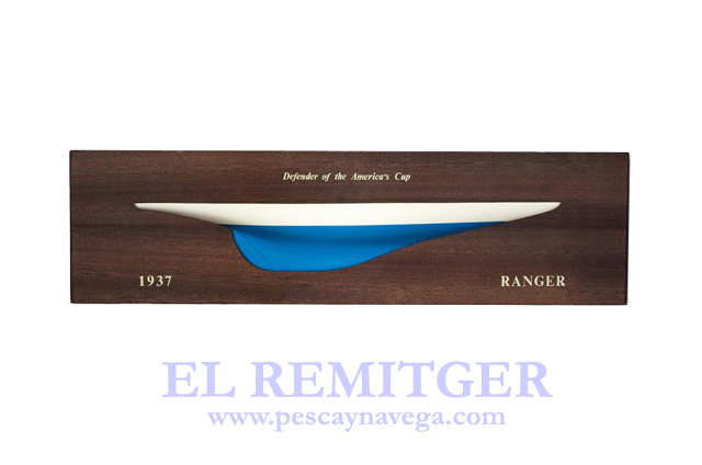 HALF HULL OF RANGER (1937)